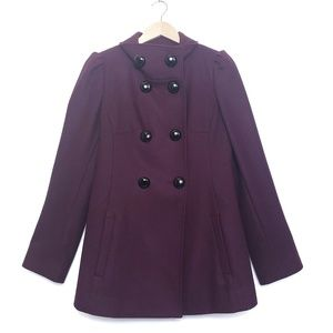 M. Julian   wool blend coat